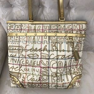 Limited Edition Coach Tote