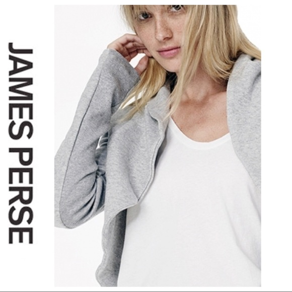 60% off James Perse Sweaters - SALEJames Perse Gray Shrug ...