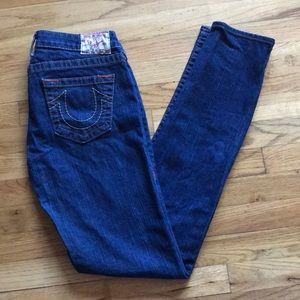True Religion skinny jeans size 29🔥🔥