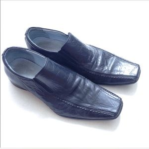 Aldo leather loafers/shoes