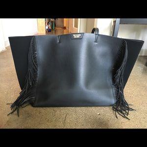 Large Fringe Victoria Secret Tote