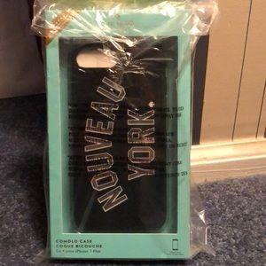 NIP Kate Spade Nouveau York ♠️ iPhone 7plus case