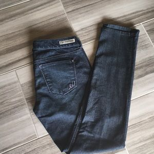 Express low rise Skinny Jeans size 8r