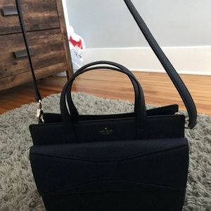 Authentic Kate spade bag. Only worn twice!