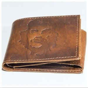Other - Embossed Leather CHE Wallet