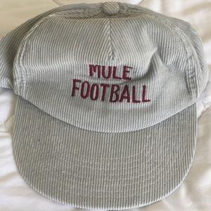 MULE FOOTBALL CAP