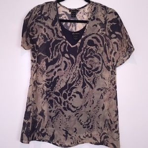 Ella Moss blouse small