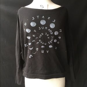 Chaser: Black Sun & Stars and Moon & Sky L/S