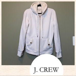 J. Crew Sherpa Hoodie