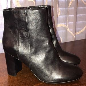 Nine West Genuine leather 'Why Not' Booties 8M