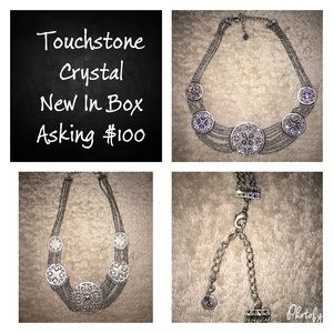 TC Angelique Collar Necklace NEW IN BOX