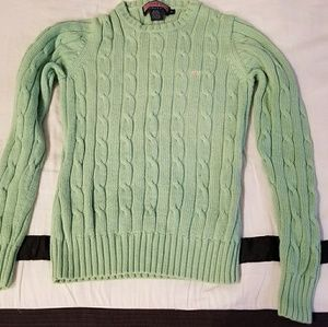 Vineyard Vines Green Sweater