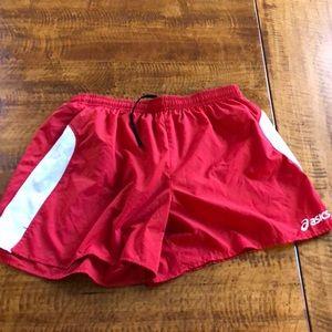 NWOT Asics Lined Running Shorts - Size Medium