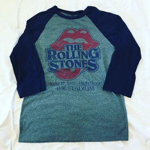 Rolling Stones Vintage Raglan Tee