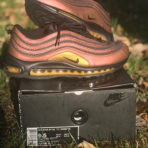 Skepta X Air Max 97 sz 9
