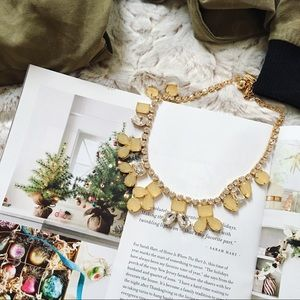 Kate Spade Pale Gold 'Secret Garden' Necklace