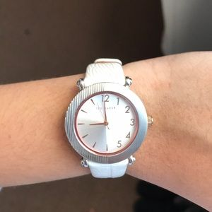 Ted Baker White Watch