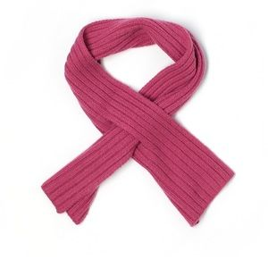 Banana Republic pink scarf 100% cashmere