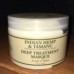 Indian Hemp & Tamanu Deep Hair Treatment Masque