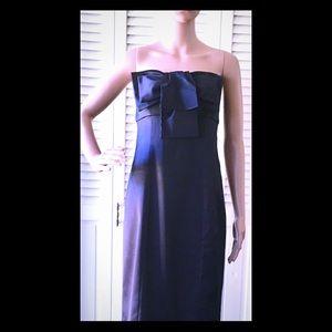 VINTAGE🌹Simply Stunning Strapless Dress!🌹MINT!