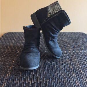 Mia ankle moto boots
