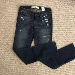 Abercrombie and Fitch jeans size 25