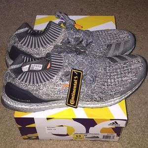 New Adidas Ultra Boost Uncaged Silver Boost