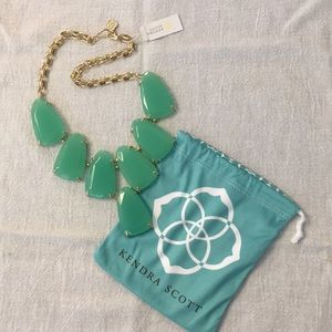 Kendra Scott Harlow Necklace in Chalcedony