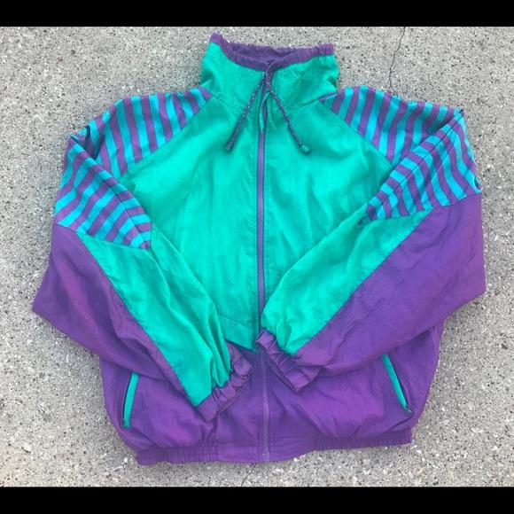 Vintage Windbreaker Retro 90 s Men s XL Hip Hop. M 5a1734f32ba50af09503bbf6 3290517d5