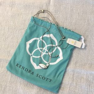 Kendra Scott Meghan Necklace in Ivory