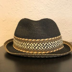 Woman's Fedora-Style Hat. Never been worn!