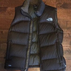 North Face 700 Puffer Vest
