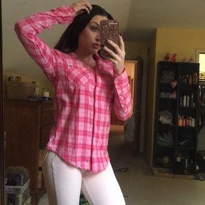 Victoria secret flannel