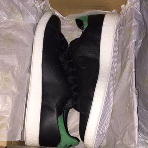 New Adidas Stan Smith Boost Black 13