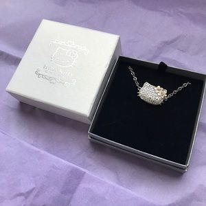 New Hello Kitty Jeweled Bracelet