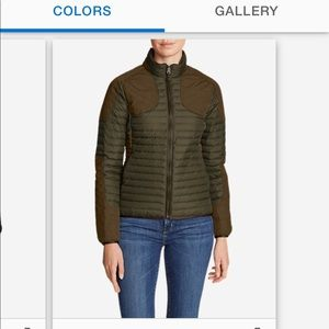 Down Insulated Women MicroTherm Down FIeld Jacket