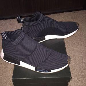 Adidas NMD City Sock 1 Black PK 13