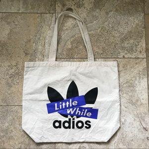 fake adidas Tote Bag