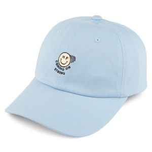Brand new HUF coming on strong hat