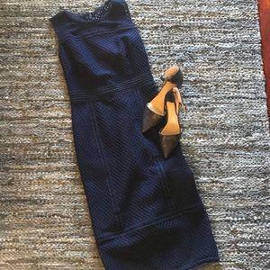 🆕 listing!  NY&Co stunning navy dress - size 0