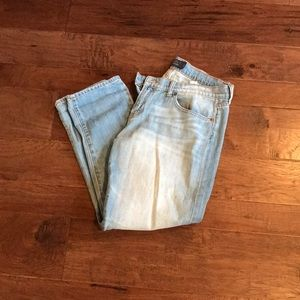 Lucky Brand Light Wash Sienna Cigarette Jeans