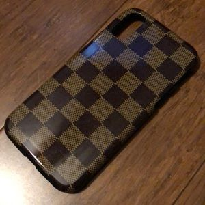 Luxury Style iPhone X Case 📱