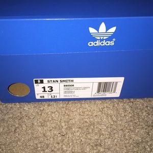 New Adidas Stan Smith Boost - 13 White