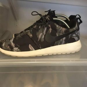 Nike Roshe Run Gpx Tiger Camo