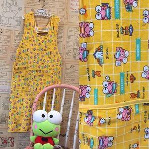 Sanrio keroppi Plush apron bundle