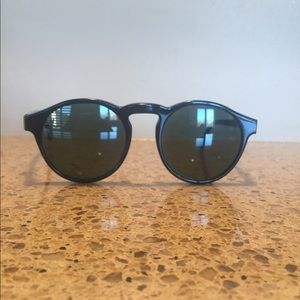 Vintage Black Ray Ban Sunglasses