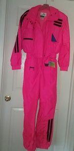 EUC Obermeyer Thinsulate Thermal Ski Suit