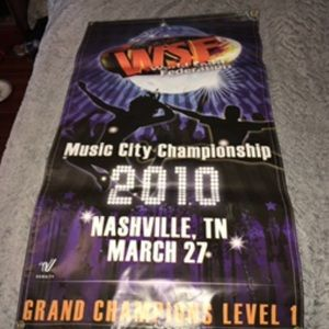 Other - Allstar Cheer competition Big gym banners! Wsf