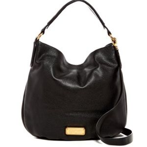 Marc by Marc Jacobs Hillier Leather Hobo BNWT