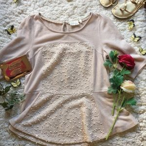 ❤Anthropologie Top❤